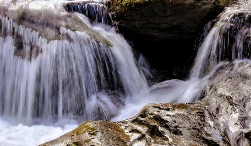 Der Fluss Kruščica – immer noch frei-fließend dank dem unglaublichen Durchhaltevermögen und Mut dieser Frauen. © Goldman-Preis