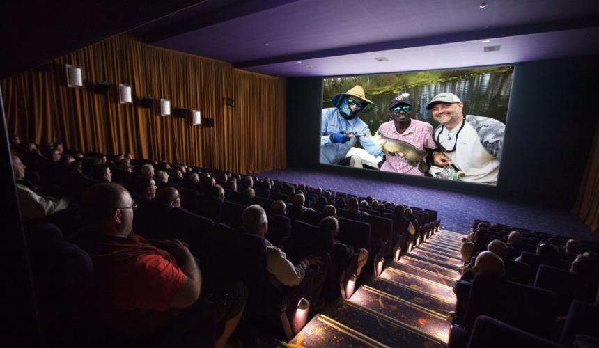 Das RISE Fly Fishing Film Festival finden zwischen 12.2. und 1.3. in 20 Städten statt © Nick Raegaert