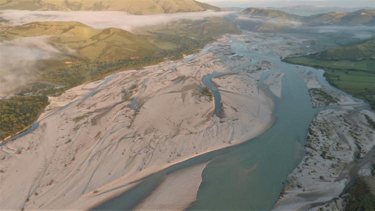 Dieses Gebiet würde im Kalivaç Stausee ertrinken. Wir werden alles tun um das Projekt zu verhindern. © Gregor Subic