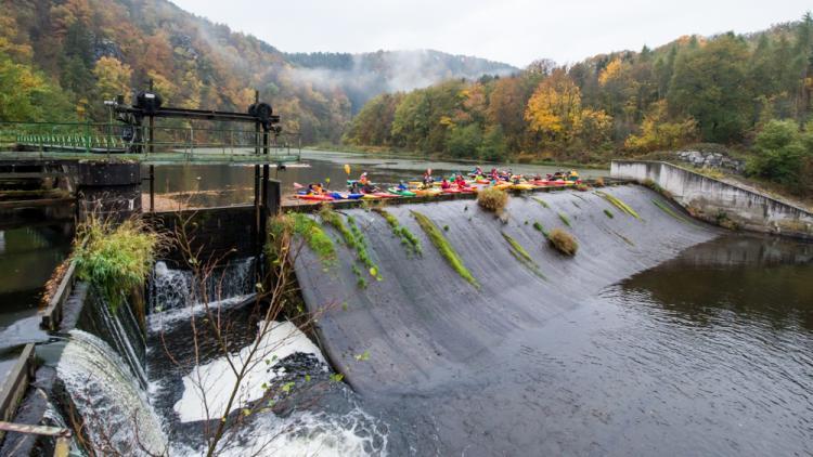 KW Rosenburg muss weg! © Riverwatch