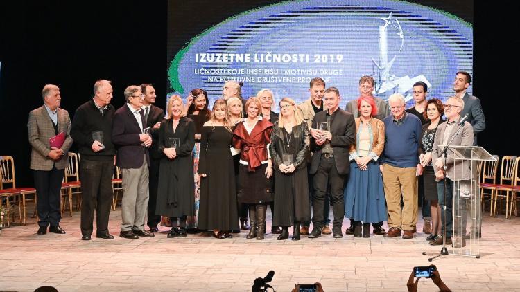 """Große Erhre für Stara Planina Aktivisten! Die erhielten den Preis """"Most Exceptional Team 2019"""" © Dušan Bodiroga"""