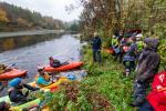 Wir fordern: Die Subventionierung von Neubau und Umbau von Wasserkraftwerken ist zu beenden © Faschingleitner