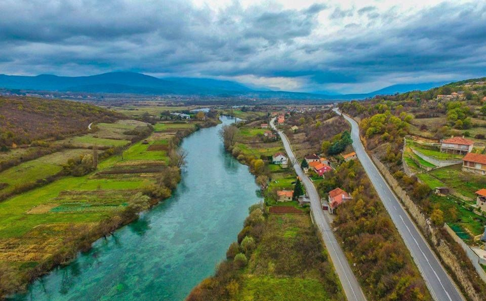 Fluss Cetina nahe Sinj © Courtesy of the Ne daj se, Cetino! - Spasimo Peruću i Cetinu od termoelektrane! Facebook group