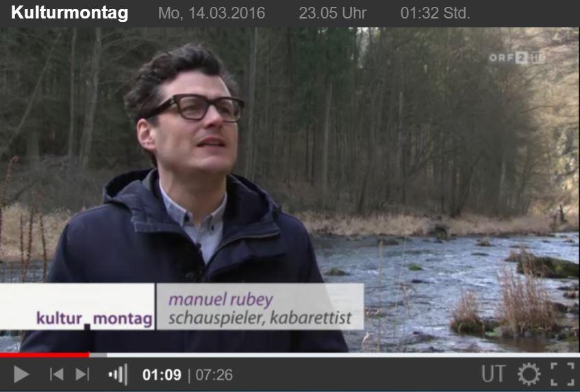 ORF Beitrag zur Künstlerinitiative für die Kamp